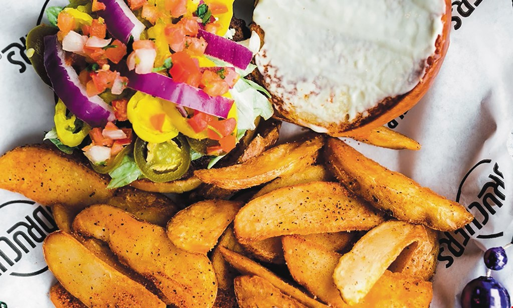 Product image for Fuddruckers $10 For $20 Worth Of Casual Dining (Also Valid On Take-Out W/Min. Purchase $30)
