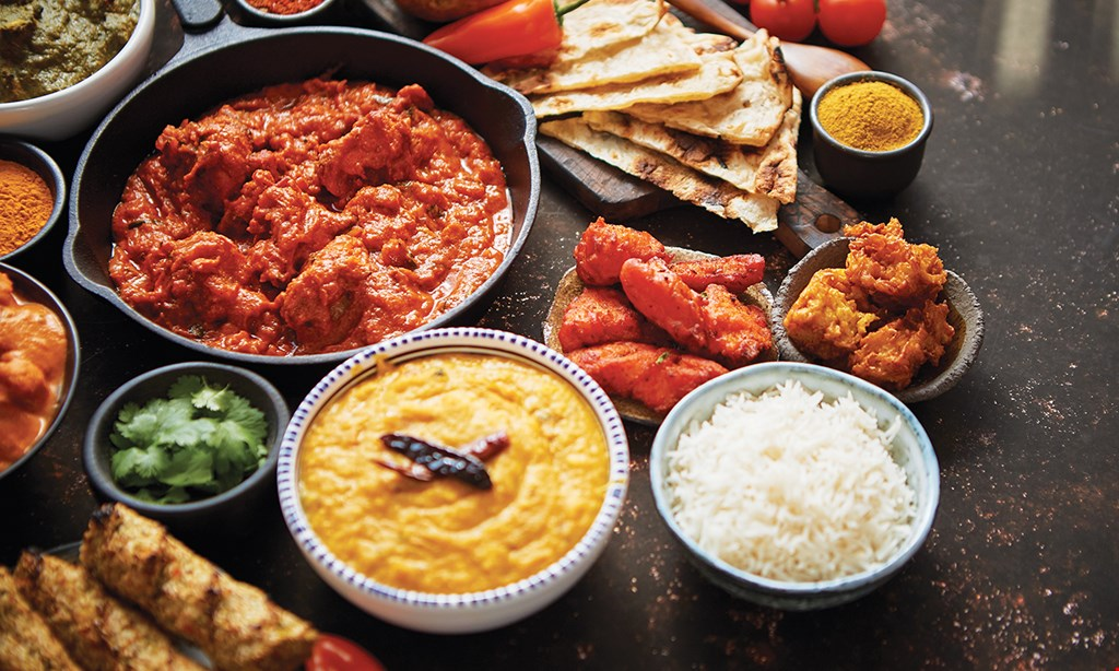 Product image for Falak Restaurant & Banquets $20 For $40 Worth Of Indian Dining