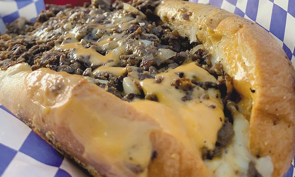 Product image for It'z A Philly Thing $10 For $20 Worth Of Cheesesteaks & More
