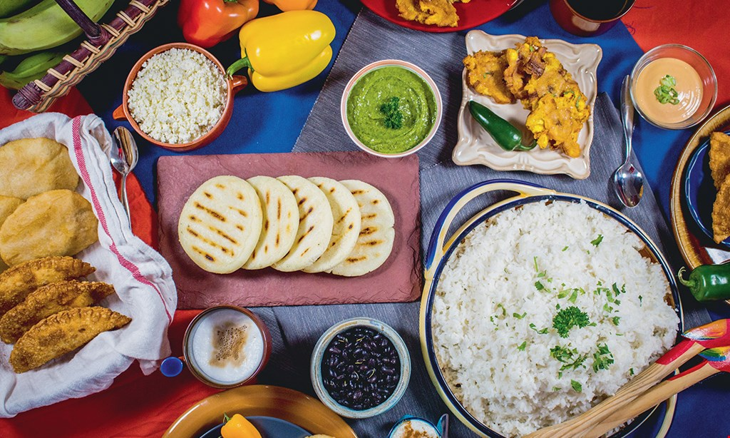Product image for Empanadas Aqui $10 For $20 Worth Of Cafe Dining