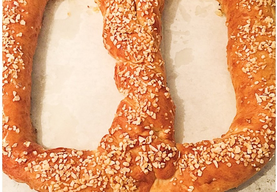 Product image for The Pretzel Lady, Inc. $10 for $20 Worth of Hand Rolled Pretzels