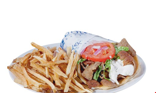 Product image for Little Greek Fresh Grill - Altamonte $10 For $20 Worth Of Casual Dining