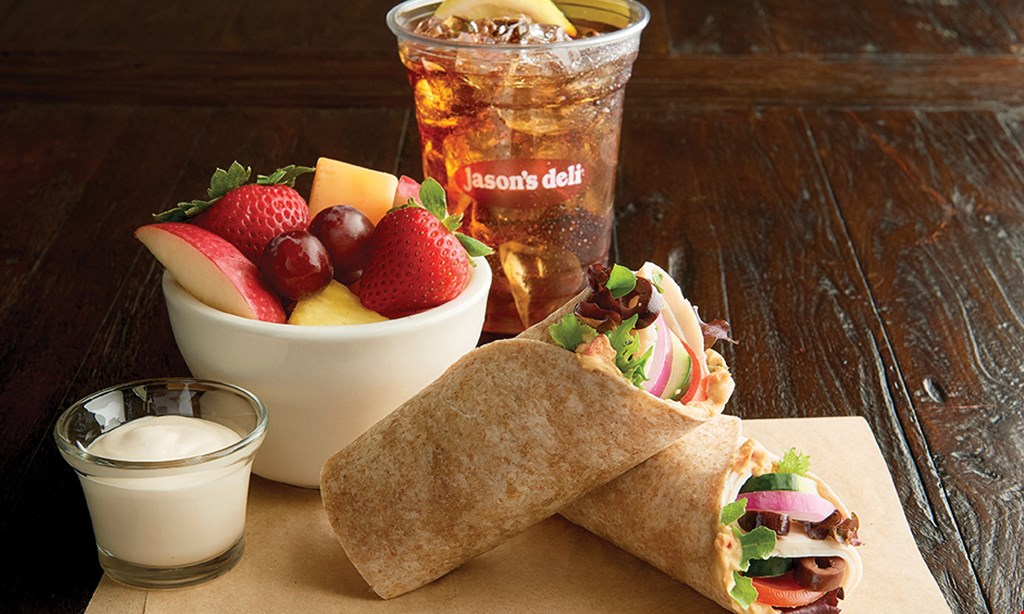 Product image for Jason's Deli $10 for $20 worth of casual dining