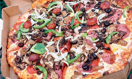 Product image for Round Table Pizza - Mission Beach $10 For $20 Worth Of Casual Dining