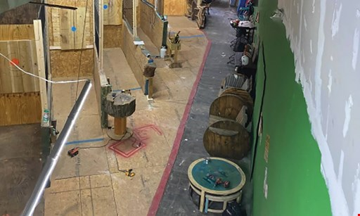 Product image for My Axes Place $25 For 1 Hour Of Axe Throwing For 2 (Reg. $50)