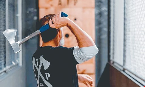 Product image for The Axe Throwing Place $25 For $50 For A 1-Hour Axe Throwing Experience For 2.
