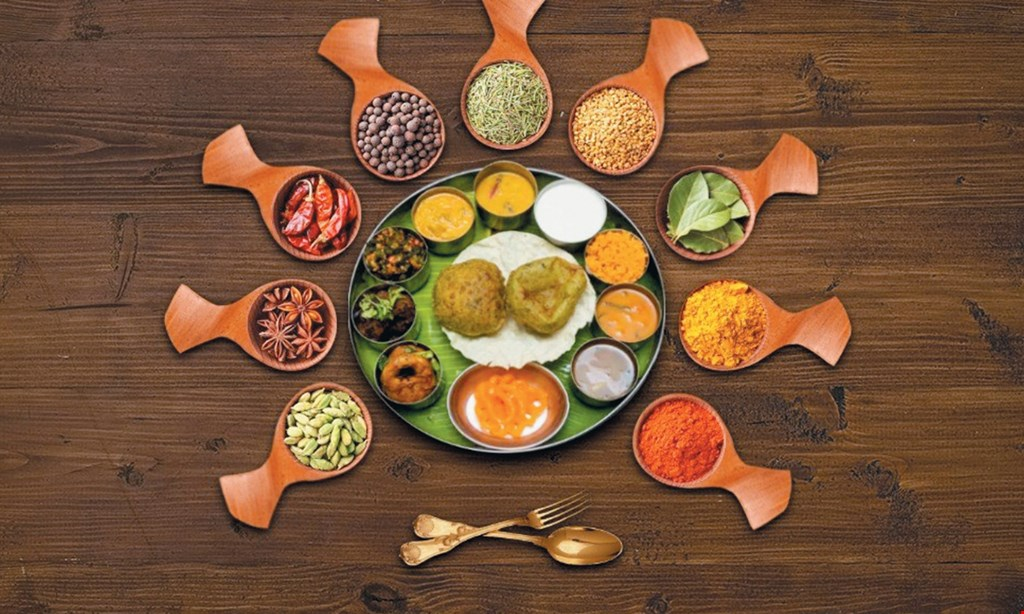 Product image for 9 Spices Indian Cuisine $15 For $30 Worth Of Indian Cuisine (Also Valid On Take-Out W/Min. Purchase Of $45)