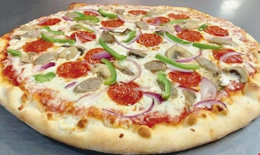 Product image for The Roma Pizza Place $10 For $20 Worth Of Pizza, Subs & More