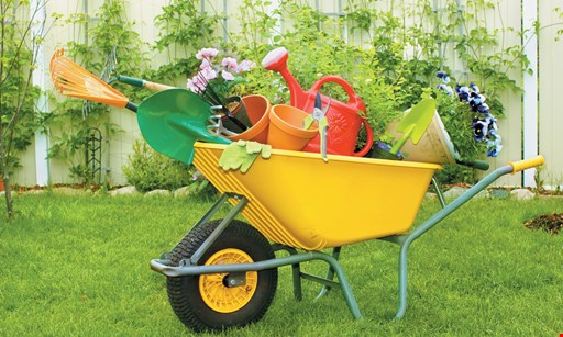 Product image for The Backyard Nursery $10 for $20 Worth of Flowers and Landscape Supplies