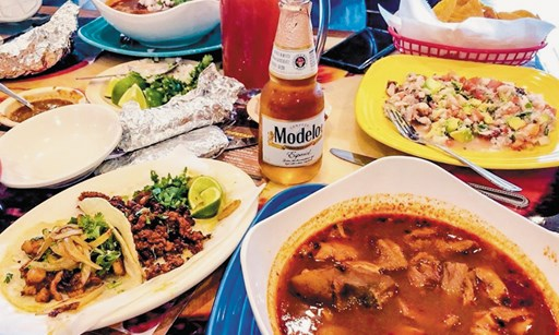 Product image for El Sombrero Mexican Grill $15 For $30 Worth Of Mexican Dining