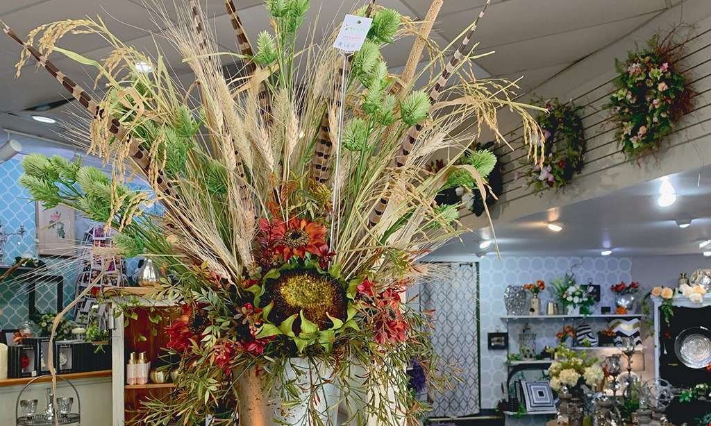Product image for Phoebe Floral Shop & Greenhouse $25 For $50 Worth Of Floral Or Home Decor
