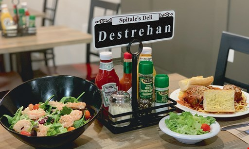 Product image for Spitale'S Deli & Catering, Destrehan $10 For $20 Worth Of Casual Dining