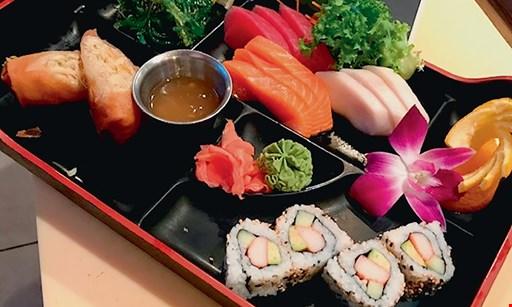 Product image for Thai Thai Restaurant & Sushi Bar $15 For $30 Worth Of Thai Cuisine