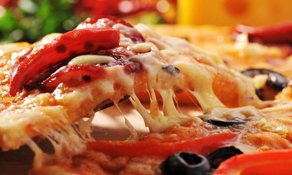 Product image for Saint Johns Pizza $10.00 for $20.00 Worth of Casual Dining