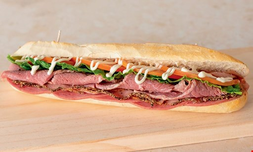 Product image for Cafe Cafe $12.50 For $25 Worth Of Fresh Sandwiches & More