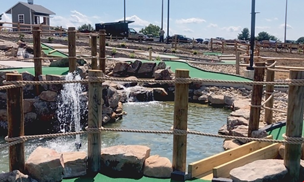 Product image for Boone Links Golf & Event Center $15 For A Round of Mini Golf For 4 People (Reg. $30)