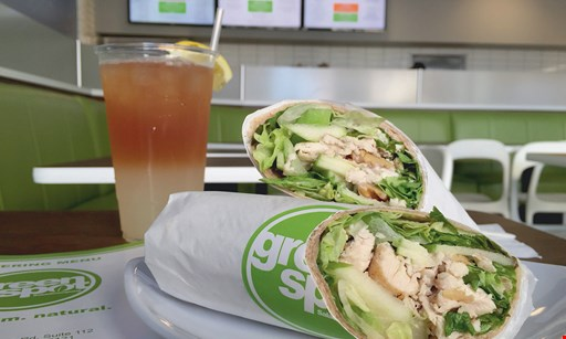 Product image for Green Spot Salad Company - Mission Valley $15 For $30 Worth Of Casual Dining