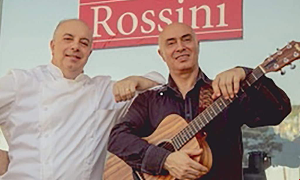 Product image for Rossini Trattoria Gastronomica $10 For $20 Worth Of Italian Cuisine (Also Valid On Take-Out W/Min. Purchase Of $30)