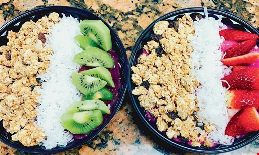 Product image for Nation of Yogurt $10 For $20 Worth Of Smoothies, Yogurt & Healthy Eats
