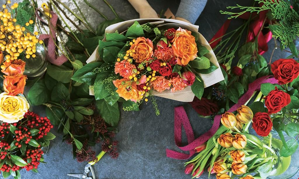 Product image for Michael Thomas Floral $25 For $50 Toward Floral Arrangements