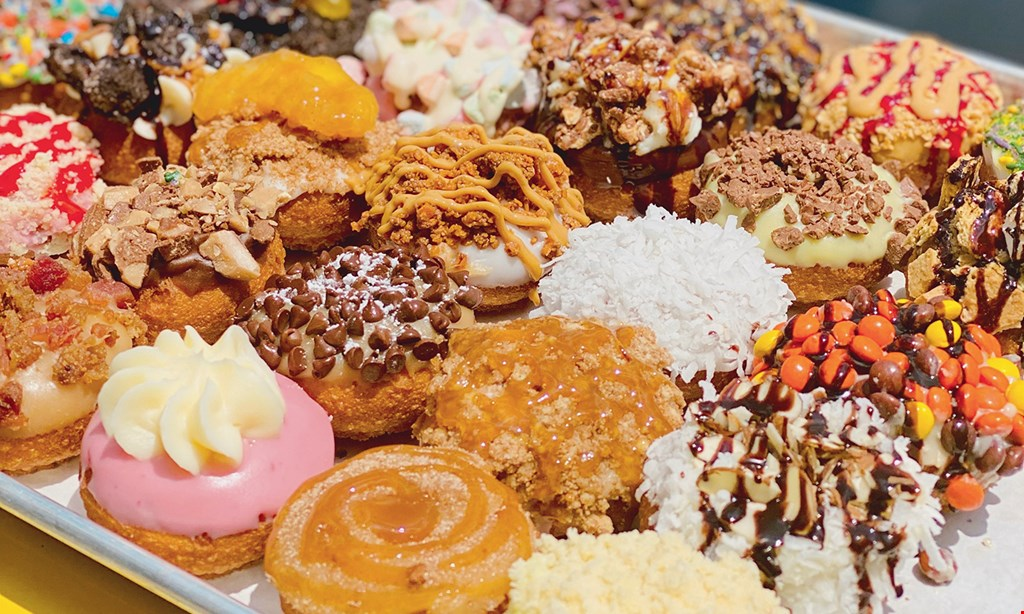 Product image for Peace, Love & Little Donuts Of Covington $10 For $20 Worth Of Bakery Items