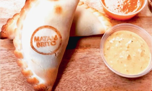 Product image for All About Empanadas $10 For $20 Worth Of Empanadas & More (Also Valid On Take-Out W/Min. Purchase $30)