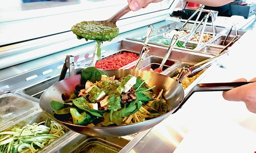 Product image for Presto Fast Italian $10 For $20 Worth Of Casual Italian Take-Out