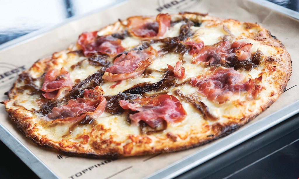 Product image for Project Pie $15 For $30 Worth Of Pizza & More (Also Valid On Take-Out W/Min. Purchase Of $45)