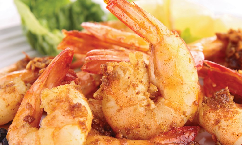 Product image for Shrimply Delicious $15 for $30 Worth of Casual Dining