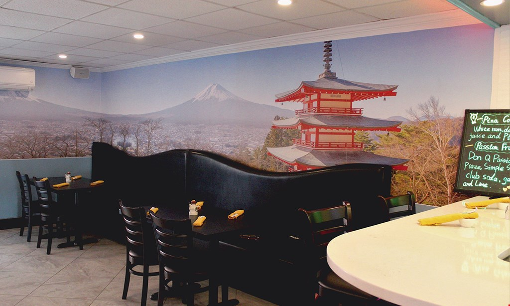 Product image for Legend Sushi Asian Bistro $15 For $30 Worth Of Japanese Hibachi & Sushi (Also Valid On Take-Out W/Min. Purchase Of $45)