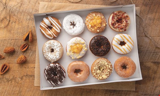 Product image for Duck Donuts -Chandler $10 For $20 Worth Of Donuts & More (Purchaser Will Receive 2-$10 Certificates)