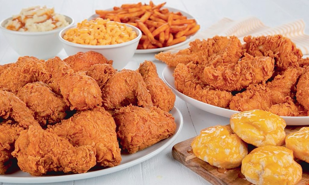 Product image for Krispy Krunchy Chicken $10 for $20 Worth of Chicken & More for Take-Out