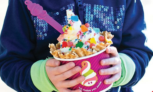 Product image for Menchie's Frozen Yogurt $10 For $20 Worth Of Frozen Yogurt Treats & More
