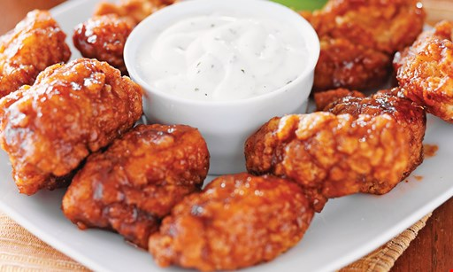 Product image for Sylvios Pizzeria $12.49 For $24.98 For 1 Large Cheese Pizza & 1 Dozen Boneless Wings