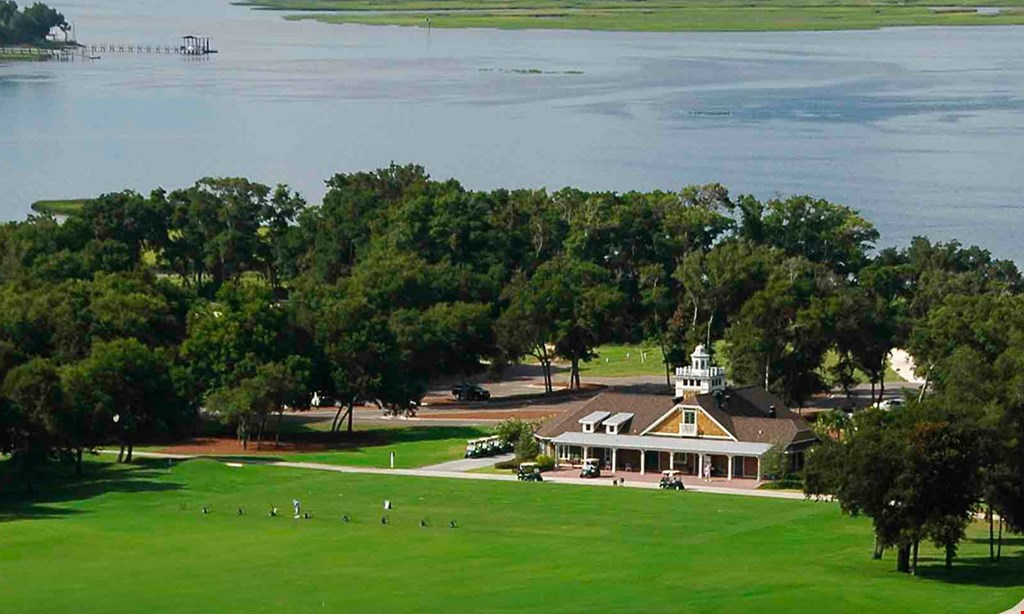 Product image for Amelia River Golf Club $160 for a Foursome of Golf ($400 value)