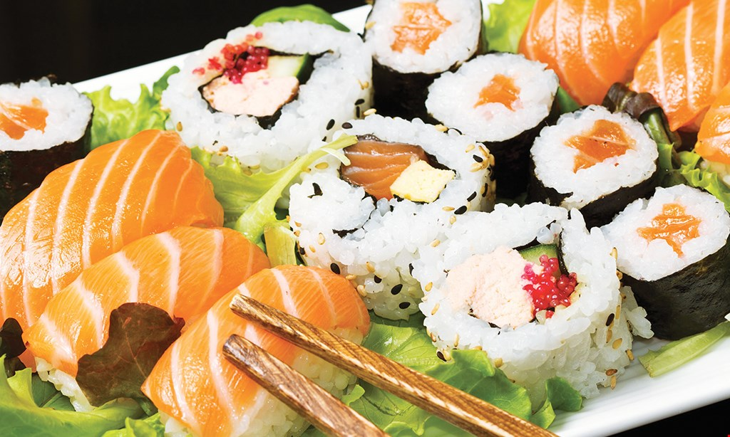 Product image for Sushi Sushi $10 For $20 Worth Of Sushi & More
