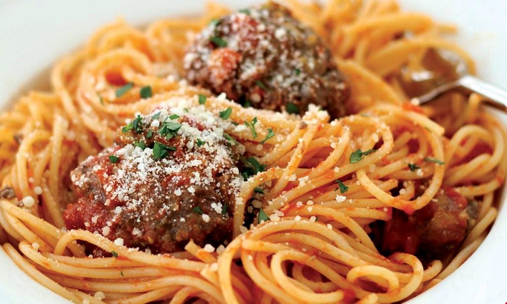 Product image for Amici Italian Restaurant $50 for $100 Worth of Italian Cuisine