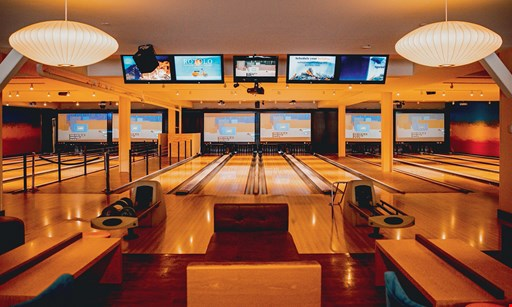 Product image for Rotolo $48 For 2 Hours Of Bowling For 4 People & 4 Shoe Rentals (Reg. $96)