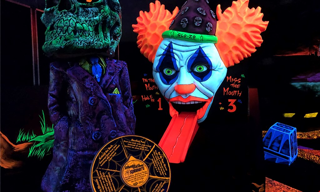 Product image for Monster Mini Golf Yonkers $24 For A Round Of Mini Golf For 4 People (Reg. $48)