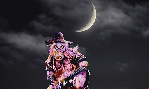 Product image for Creamy Acres Farm $40 For Night Of Terror Admission Tickets For 2 (Reg. $80) Valid for 2020 Season Only