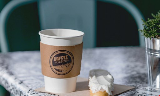 Product image for Coffee And Cream $10 For $20 Worth Of Cafe Dining