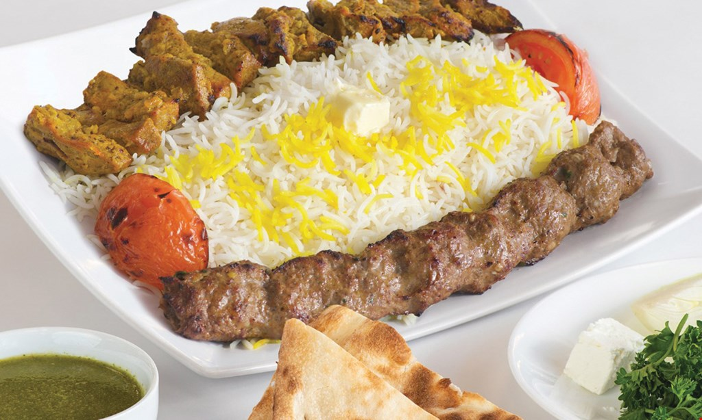 Product image for Saffron House Of Kabob $15 For $30 Worth Of Persian Dining (Also Valid On Take-Out W/Min. Purchase $45)