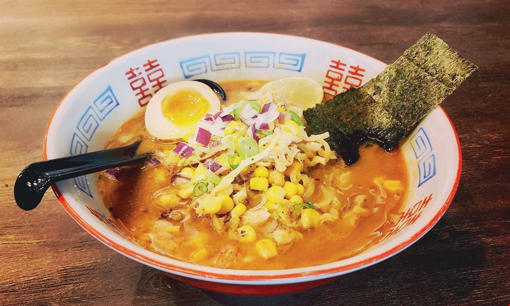 Product image for Slurpin Ramen $15 For $30 Worth Of Ramen Noodles & More (Also Valid On Take-Out W/Min. Purchase $45)