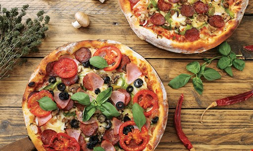 Product image for Giuseppe's Gourmet $10 For $20 Worth Of Pizza, Subs & More