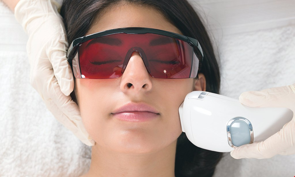 Product image for Feel Nu $159 For 6 Laser Hair Treatments - Choose 1 From Lip, Chin Or Bikini Area (Reg. $400)