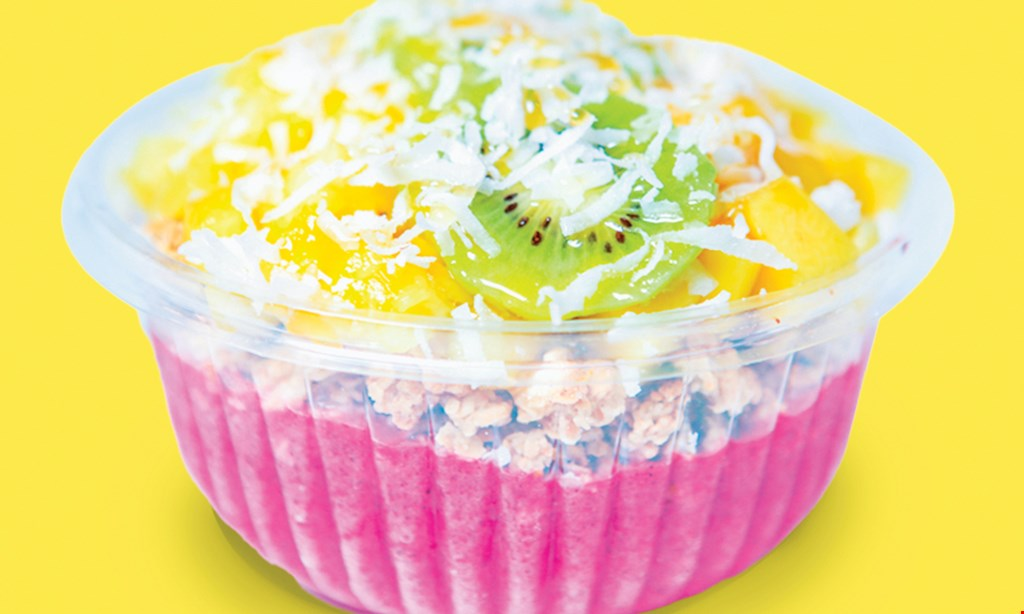Product image for Sweetberry Bowls - Jersey City (Newport Tower) $10 For $20 Worth Of Casual Dining