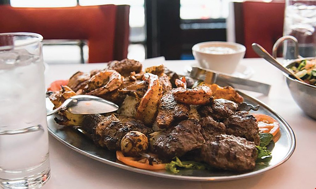 Product image for Cazbar $10 For $20 Worth Of Turkish Cuisine (Also Valid On Take-Out W/ Min. Purchase Of $30)