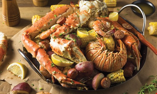 Product image for Ocean Crab Seafood $15 For $30 Worth Of Cajun Seafood (Also Valid On Take-Out W/Min. Purchase Of $45)