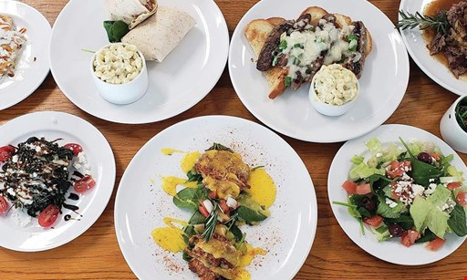 Product image for Garden Street Bistro $10 for $20 Worth of Bistro Cuisine and Beverages
