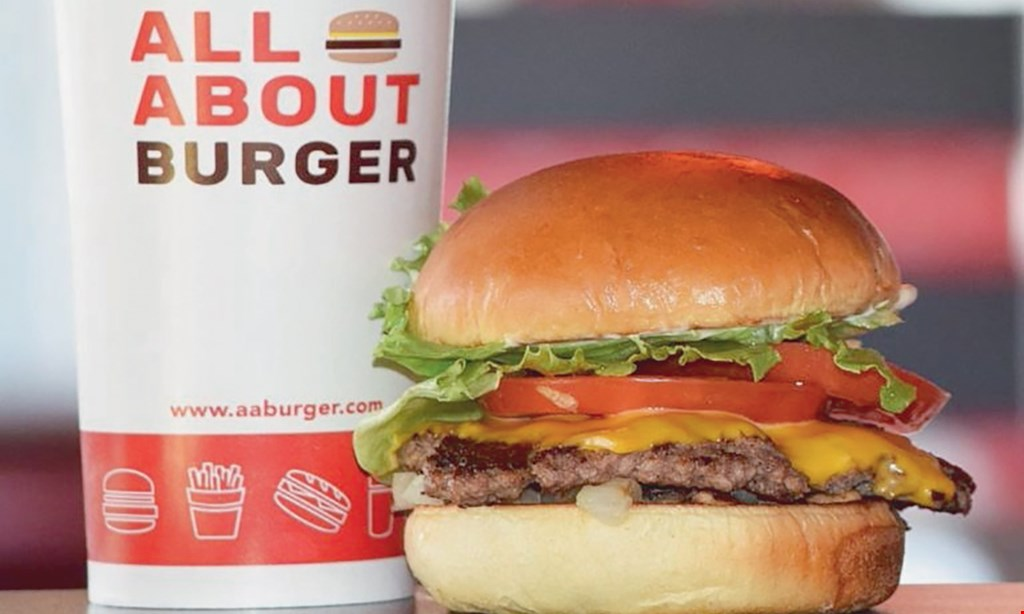 Product image for All About Burger $15 For $30 Worth Of Casual Dining